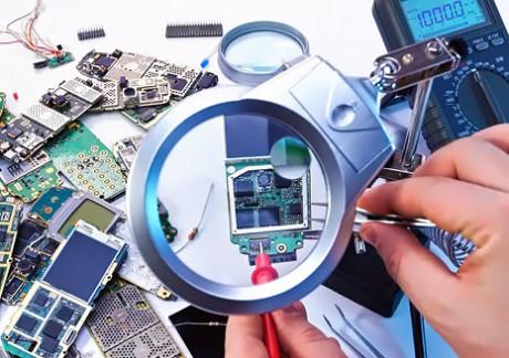 Проверка качества товара перед гарантийным ремонтом