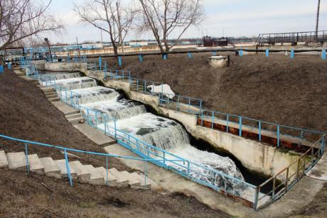 Организация водоснабжения города