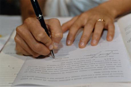 Пишем исковое заявление по гражданскому делу
