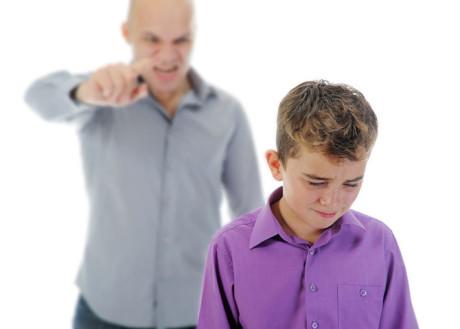 Нанесение морального вреда ребенку