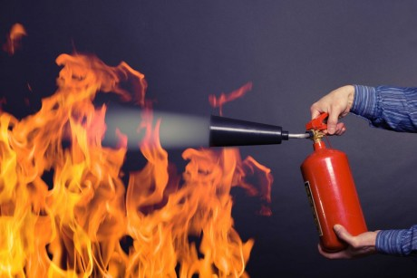 Правила эксплуатации огнетушителя