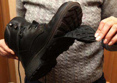Ремонт обуви по гарантии