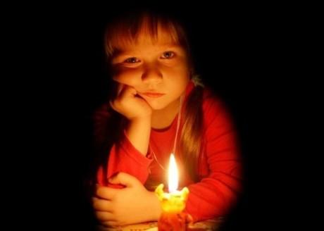 Что делать если отключили свет