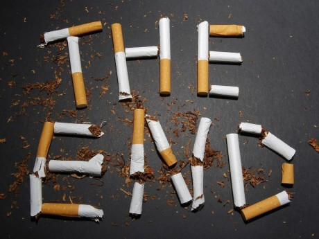 Окончание срока годности сигарет