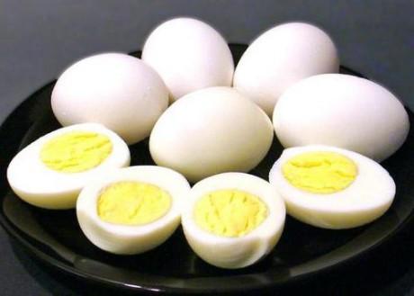 Срок годности вареных яиц