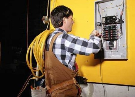 Незаконное отключение электроэнетгии
