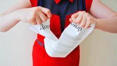 Пишем письмо о расторжении договора оказания услуг