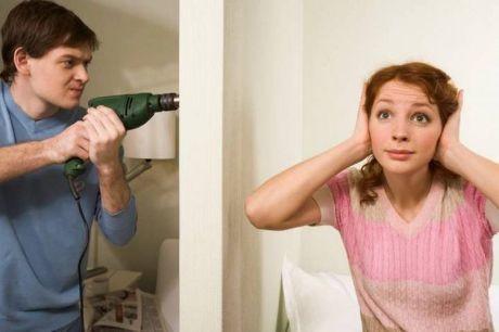 До которого часа можно делать ремонт в квартире