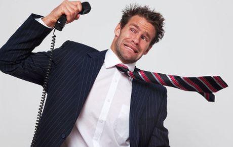 Жалоба на постоянные звонки из банка