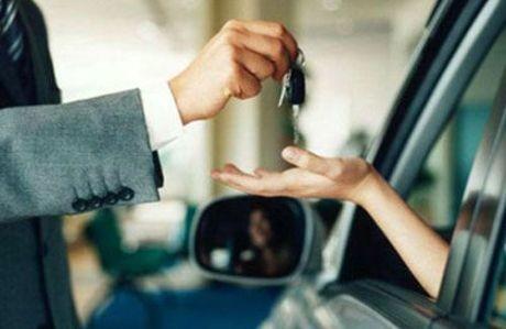 Процедура покупки автомобиля