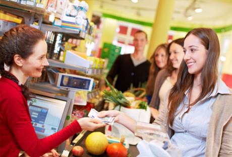 Продажа продовольственных товаров