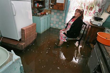 Оценка ущерба при затоплении квартиры