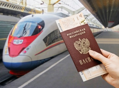 Правила сдачи билета на поезд в кассе ржд