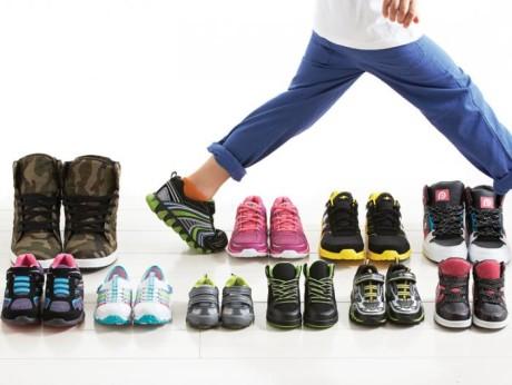 Детские размеры обуви