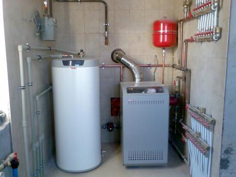 Индивидуальное / автономное отопление квартиры