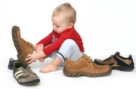 Детский размер обуви США в переводе на русский