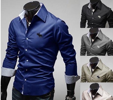 Подбираем размеры мужских рубашек