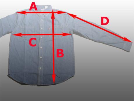 Снимаем мерки при подборе мужских рубашек