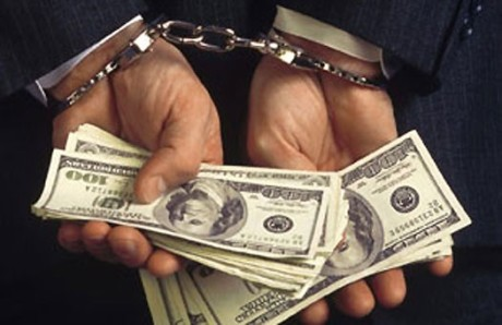 Ответственность за коррупционные действия
