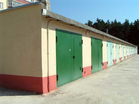 Иск о праве собственности на гараж