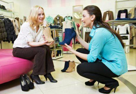 Обязанности продавца консультанта обуви