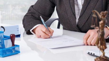 Оформление заявление об отказе от наследства у нотариуса